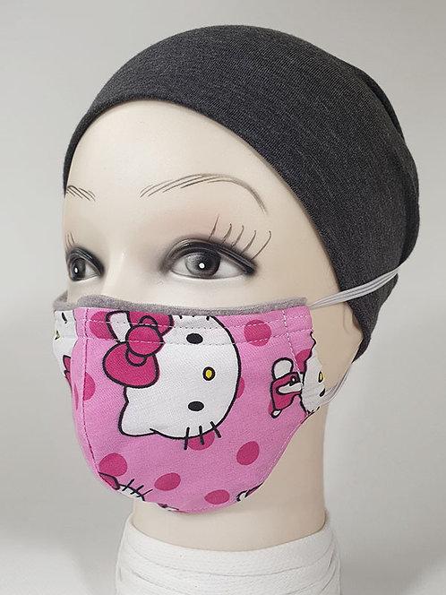 Hello Kitty Kids Face Mask
