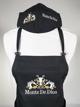 Branded Apron & Face Masks