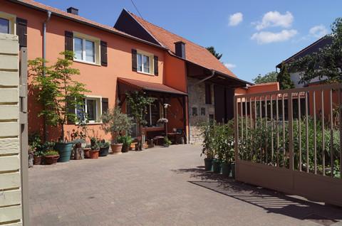 Gemülicher Innenhof