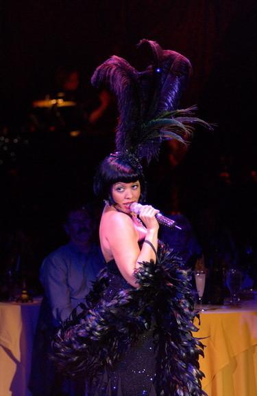 Kim Nalley at Teatro Zinzanni