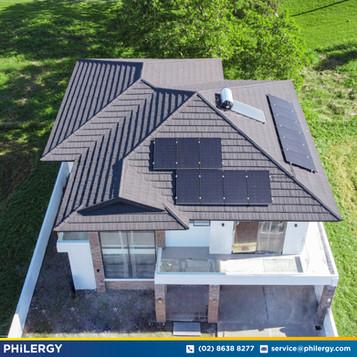 4.16 kWp grid-tied solar system in Plaridel, Lipa, Batangas - PHILERGY German Solar