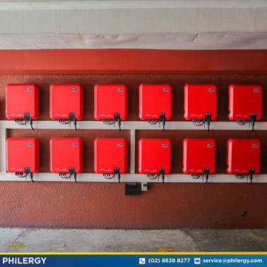 243-panel grid-tied solar system extension in Caloocan City - PHILERGY German Solar