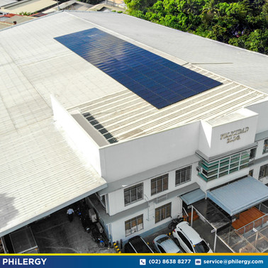 61.05 kWp grid-tied solar system in Antipolo, Rizal - PHILERGY German Solar