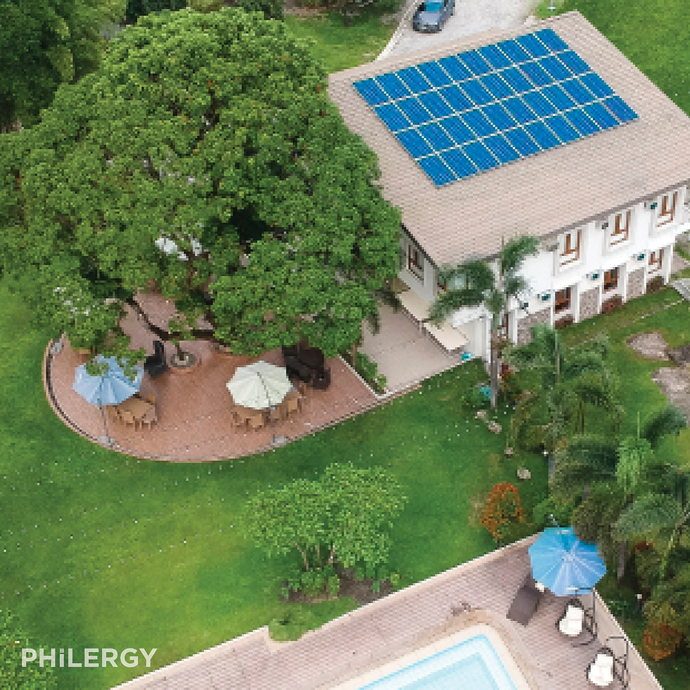 PHILERGY German Solar - 10.6 kwp for business -  High quality solar panel packages and installations for residential and commercial rooftops in the Philippines