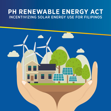 PH Renewable Energy Act: Incentivizing Solar Energy Use for Filipinos