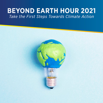Beyond Earth Hour 2021 - Take the First Steps Towards Climate Action with PHILERGY German Solar