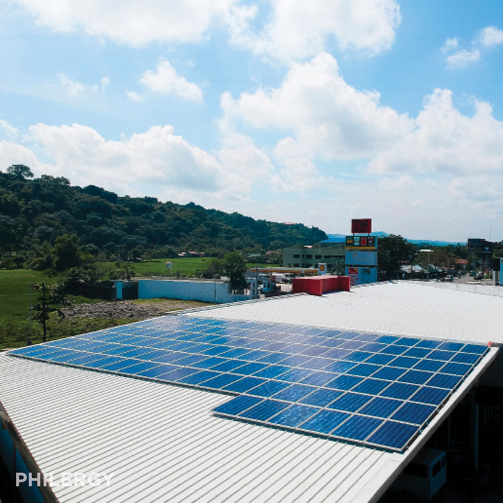 PHILERGY German Solar - 33 kwp for buinsess -  High quality solar panel packages and installations for residential and commercial rooftops in the Philippines