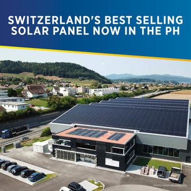 Switzerland's Best Selling Solar Panel Now in the PH - PHILERGY German Solar