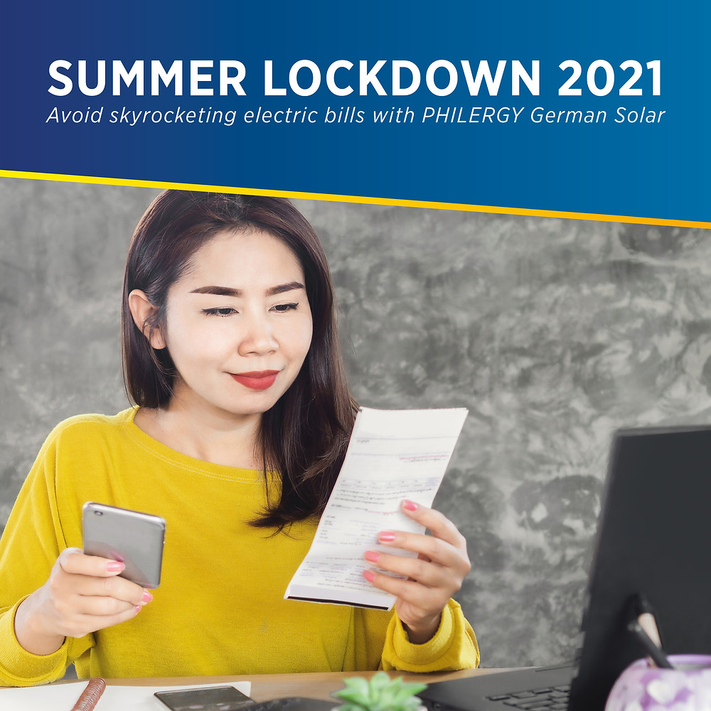 PHILERGY German Solar for homes and businesses - Beyond Earth Hour 2021 - High quality installer for solar power systems and top rated panel packages for residential, commercial and industrial roofs in the Philippines
