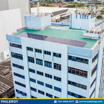 60-panel grid-tied solar system in Ugong, Pasig City - PHILERGY German Solar