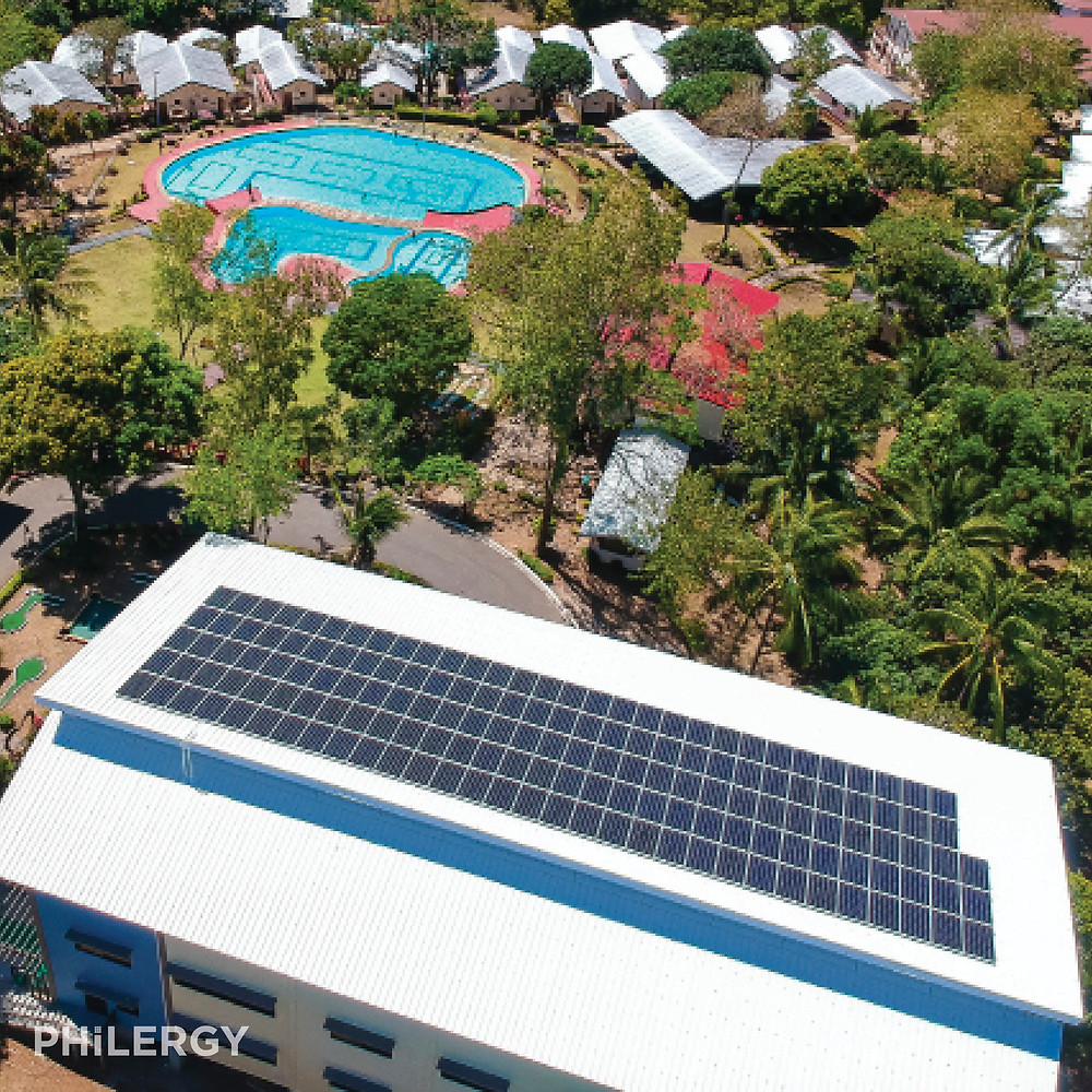 PHILERGY German Solar - 45.9 kwp for Tanay, Rizal business -  High quality solar panel packages and installations for residential and commercial rooftops in the Philippines