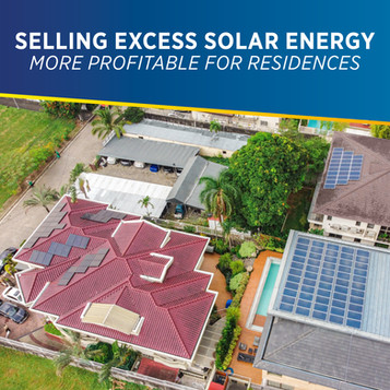 Selling Excess Solar Energy to the Grid More Profitable than Battery Storage - PHILERGY German Solar
