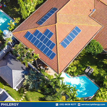 29-panel grid-tied solar system in Valle Verde, Pasig City - PHILERGY German Solar