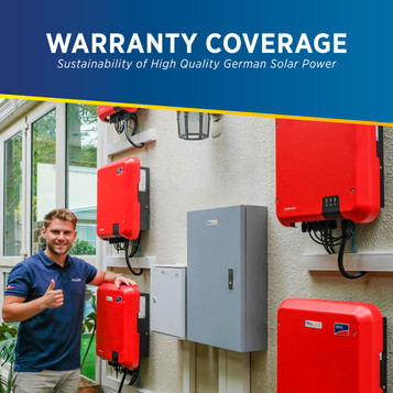 Warranty Coverage and Sustainability of High Quality German Solar Power