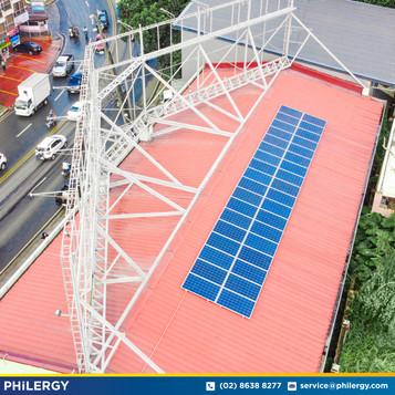 36-panel grid-tied solar system in Antipolo City, Rizal - PHILERGY German Solar