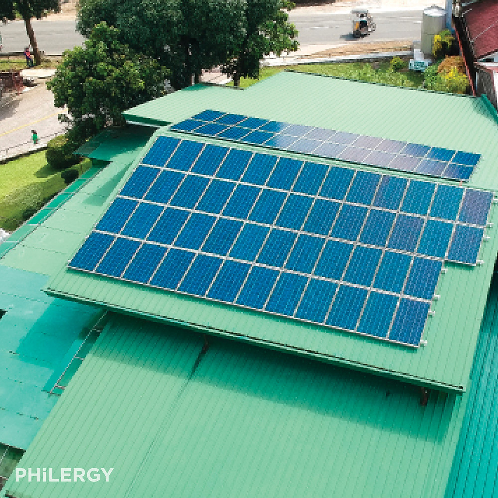 PHILERGY German Solar - 19.61 kwp for Tagaytay business -  High quality solar panel packages and installations for residential and commercial rooftops in the Philippines