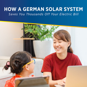 Electrical load profiles and how German Solar systems save you thousands
