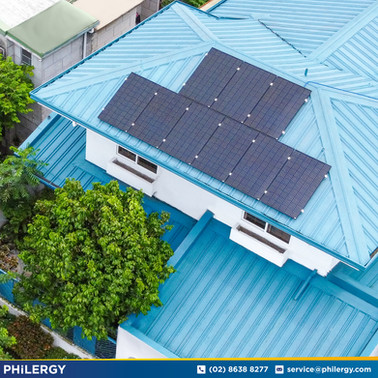 3.2 kWp grid-tied solar system in Sucat, Muntinlupa City - PHILERGY German Solar