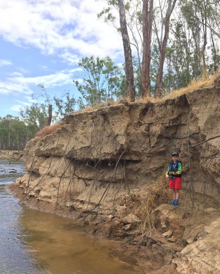 Edwards River - South of Deniliquin