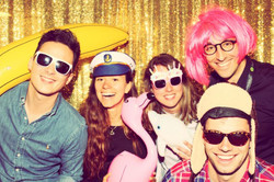 Work Party Photo Booth