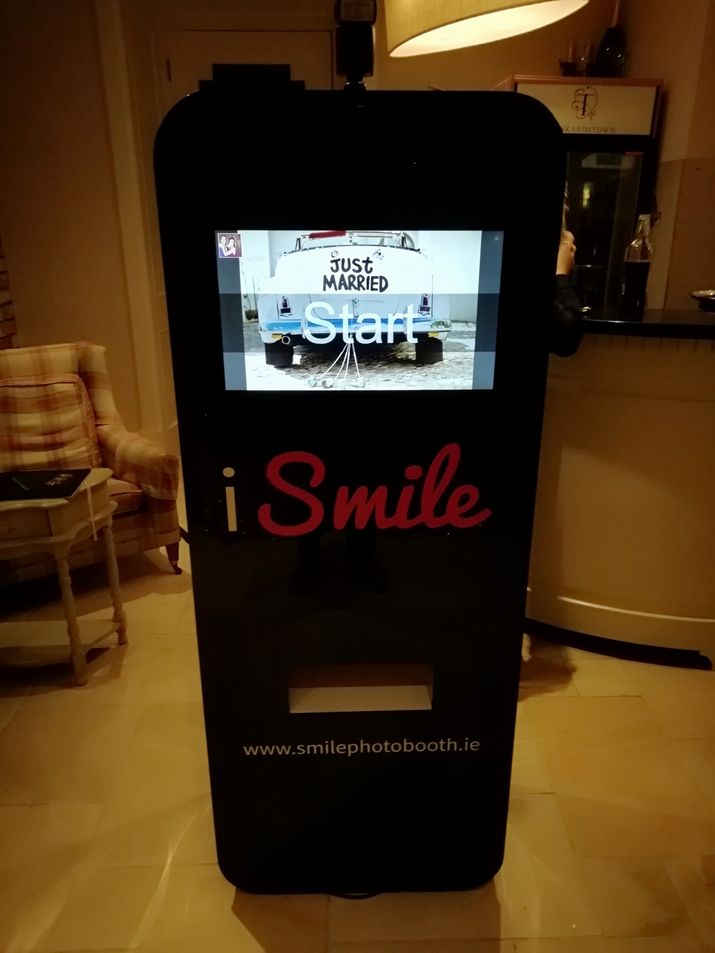 iSmile Photo Booth