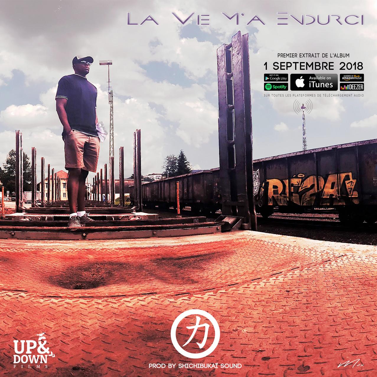 La Vie M'a Endurci - Single 2018