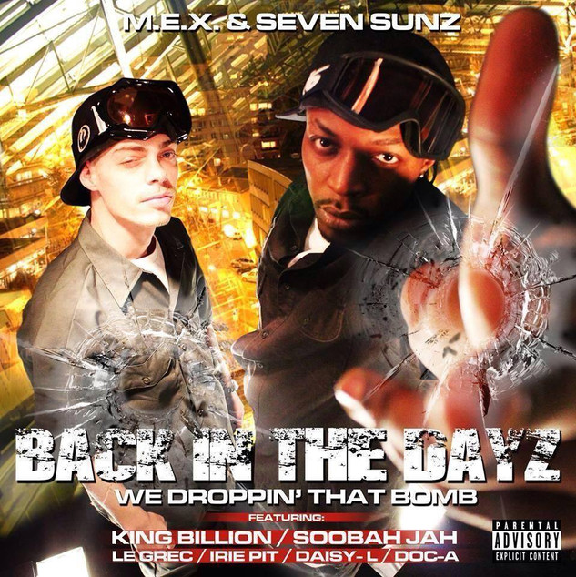 Back In The Dayz - Mixtape 2013