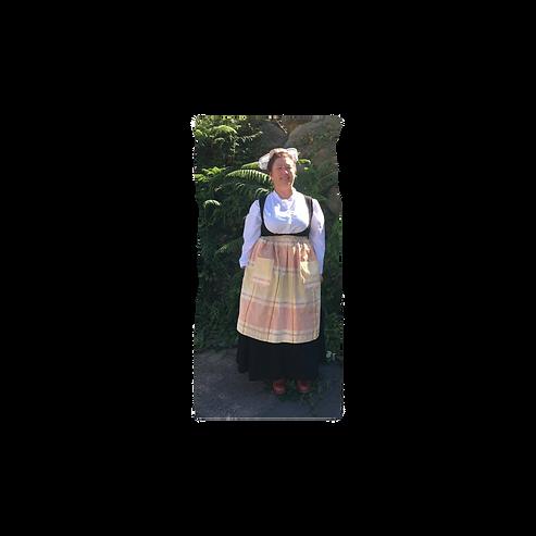 costume travail Querrien Liviou Kerien