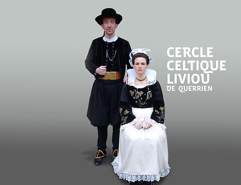 Costumes 1900 Querrien Liviou Kerien