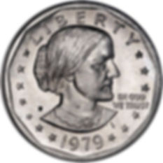 Susan B Anthony Dollar | S&S Coins and Supplies