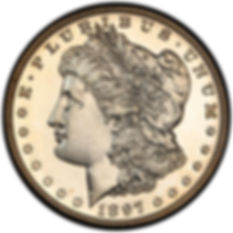 Morgan Silver Dollar | S&S Coins and Supplies