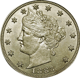 Liberty V Nickel | S&S Coins and Supplies