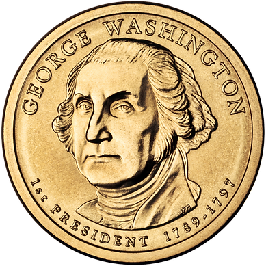 Presidentia Dollar | S&S Coins and Supplies