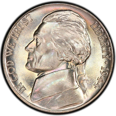 Proof Jefferson Nickel | S&S Coins and Supplies