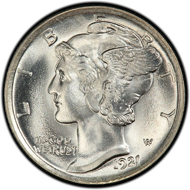 Mercury Dime | S&S Coins and Supplies