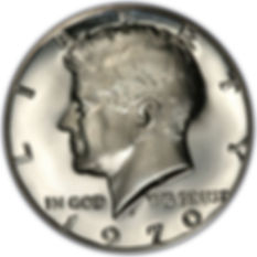 BU Kennedy Half Dollar | S&S Coins and Supplies