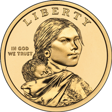 Sacagawea Dollar | S&S Coins and Supplies