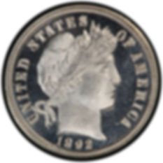 Barber Dime | S&S Coins and Supplies