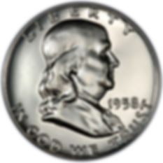 Ben Franklin Half Dollar | S&S Coins and Supplies
