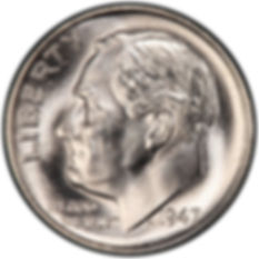 Proof Roosevelt Dime | S&S Coins and Supplies