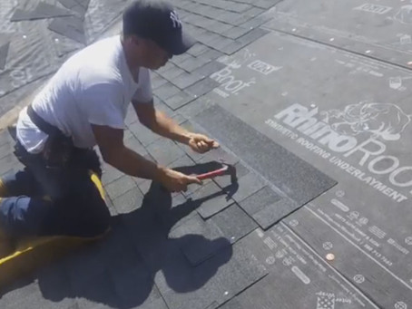 """Is Your """"roofer"""" fully-licensed and insured?"""