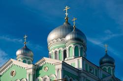 Купола Троицкого собора