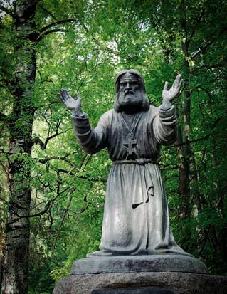 За Россию молятся святые