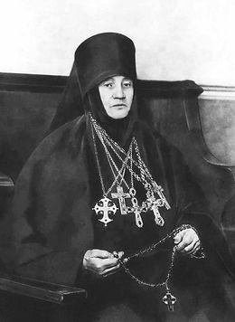 Игуменья Мария (Ушакова), 1862-1904 годы. Фильм о Дивеево