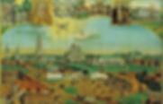 Дивеевский монастырь. Гравюра XIX в. Фильм о Дивеево