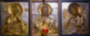 Иконы из кельи Серафима Саровского. Фильм о Дивеево