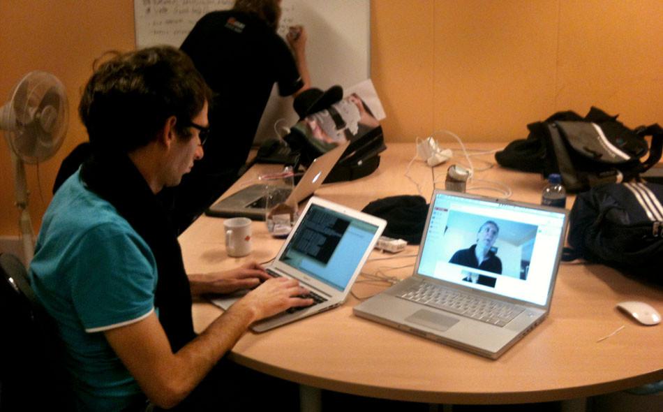 Fintech mediante videoconferencia