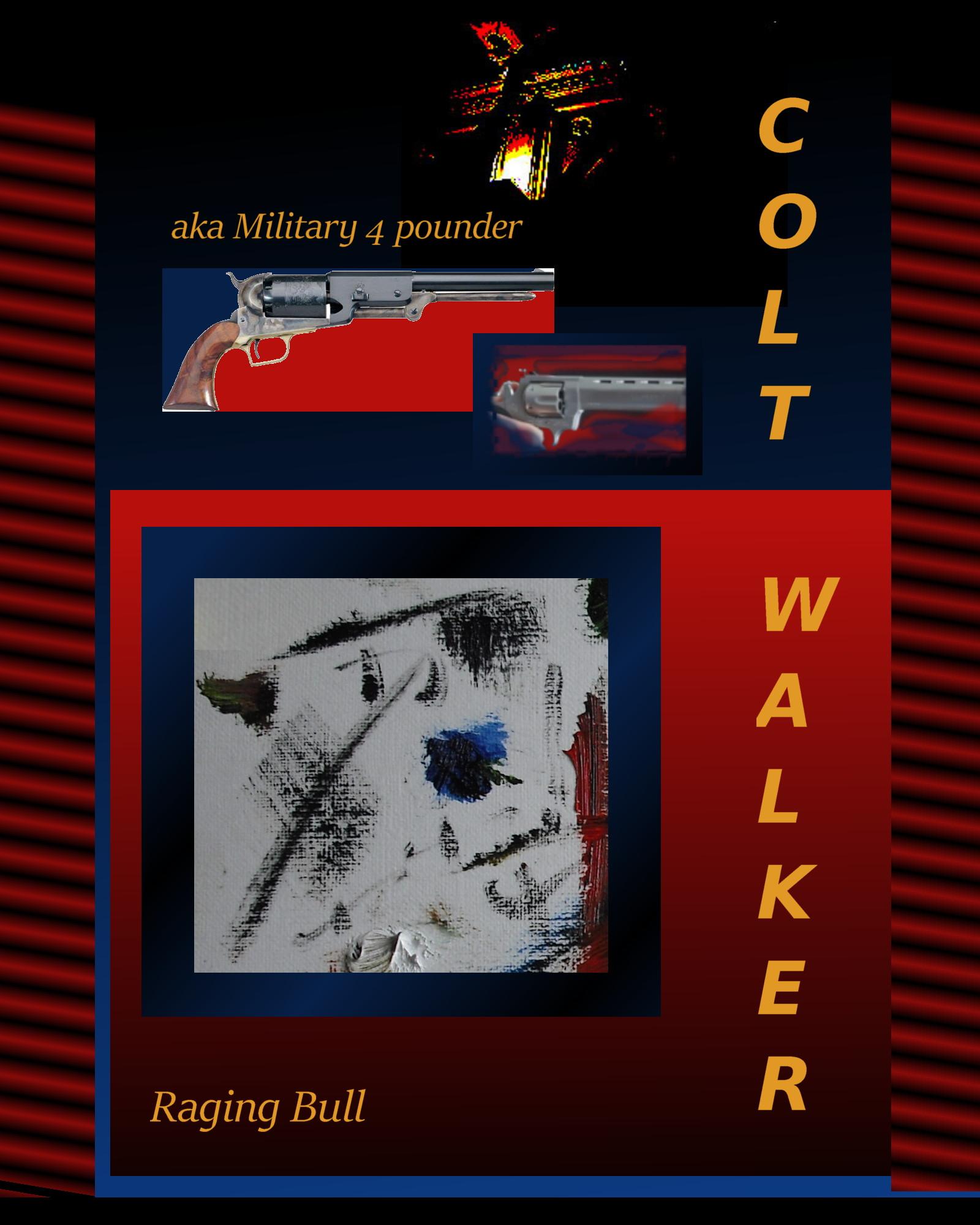colt walker page