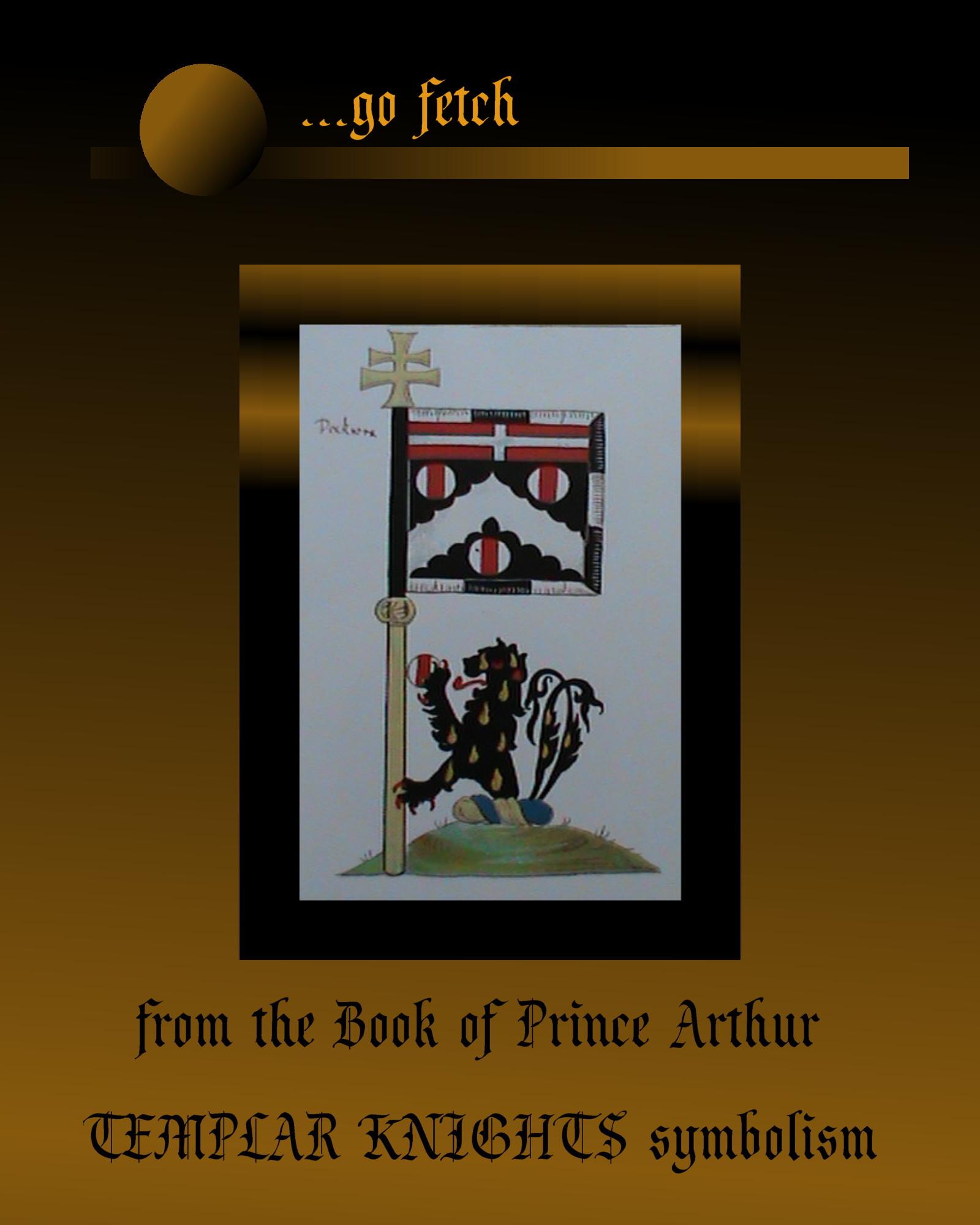 templar knights prince arthur page 2