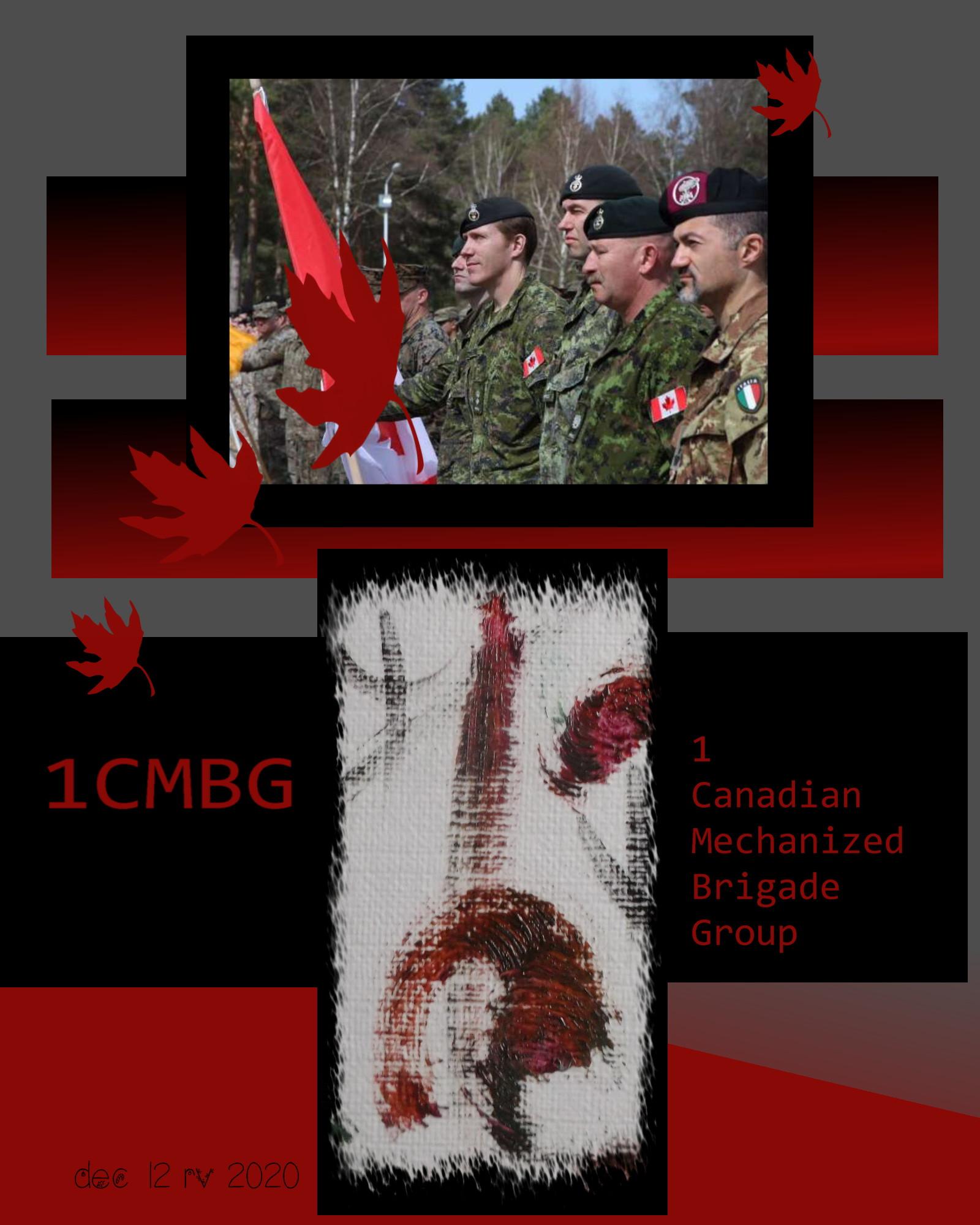 BASE 1 CMBG goat flag  page